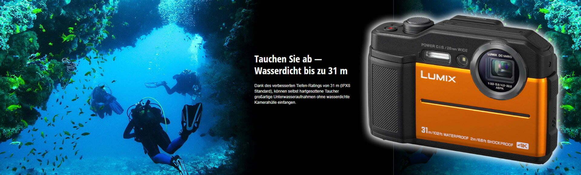 Panasonic Lumix Partner Foto Brinke Gh5 Body Lens Leica 12mm F 14 Asph Ft7 Der Panzer Unter Den Kameras